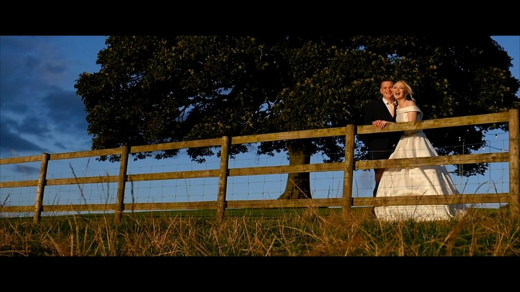 Heaton House Farm - Bride & Groom