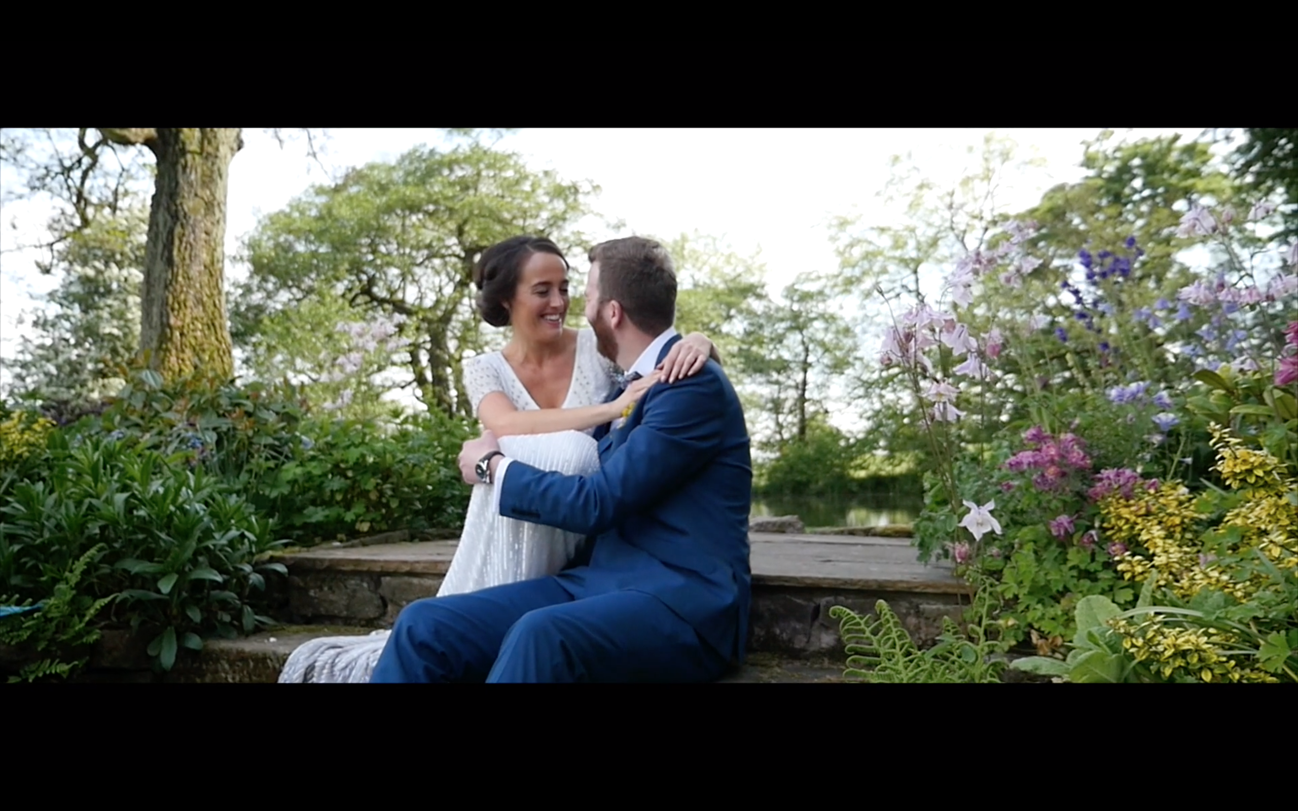 YSD Media Ashes barn wedding video