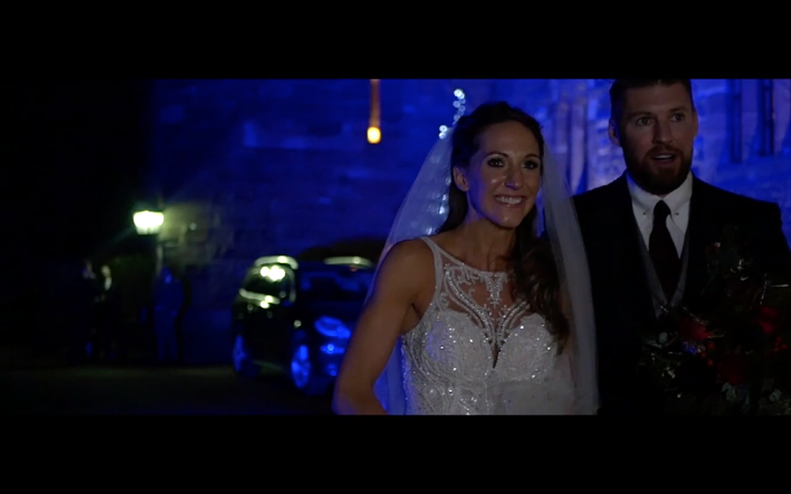 ysd media video bride groom peckforton castle wedding