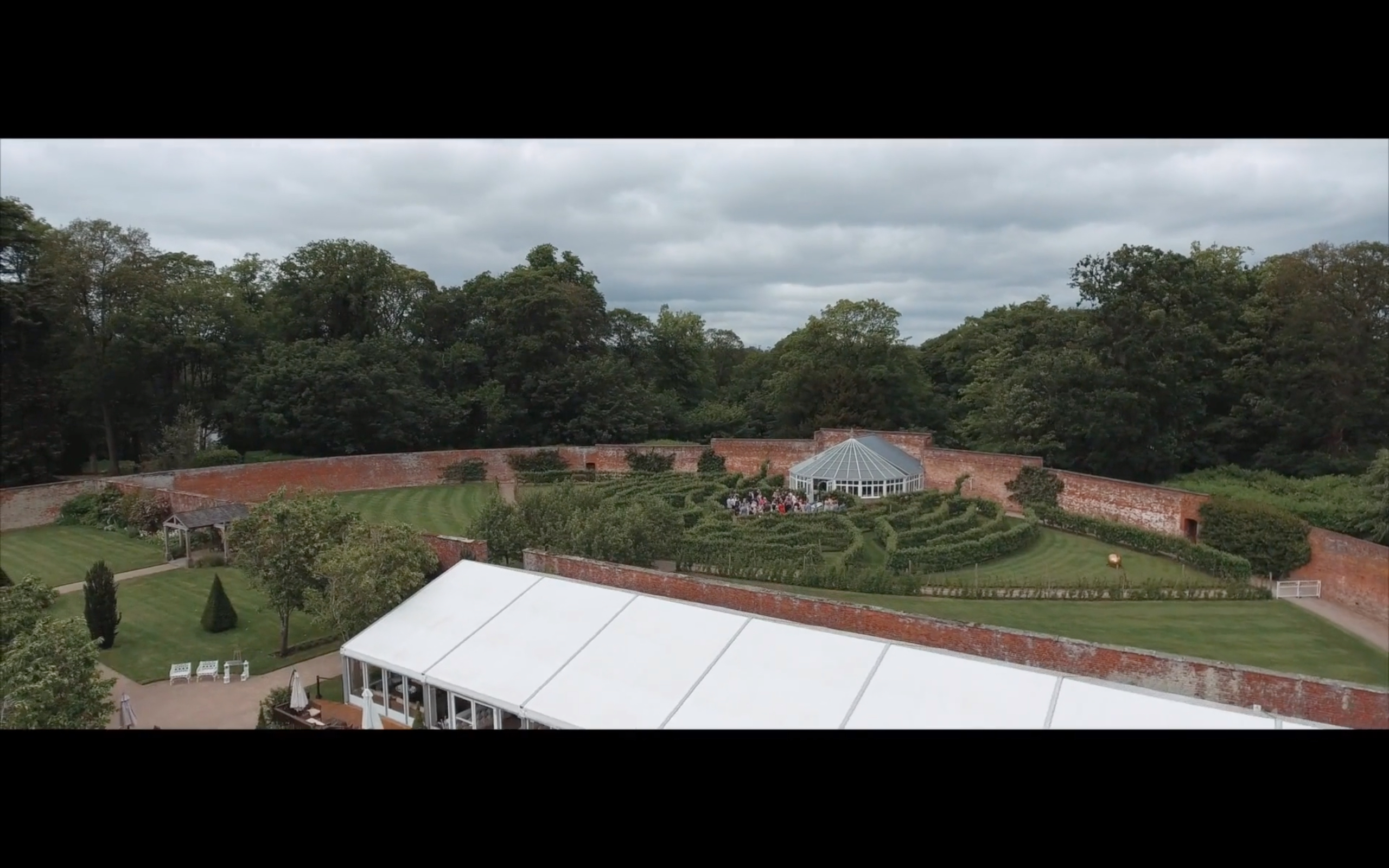 YSD Media Combermere Abbey wedding video