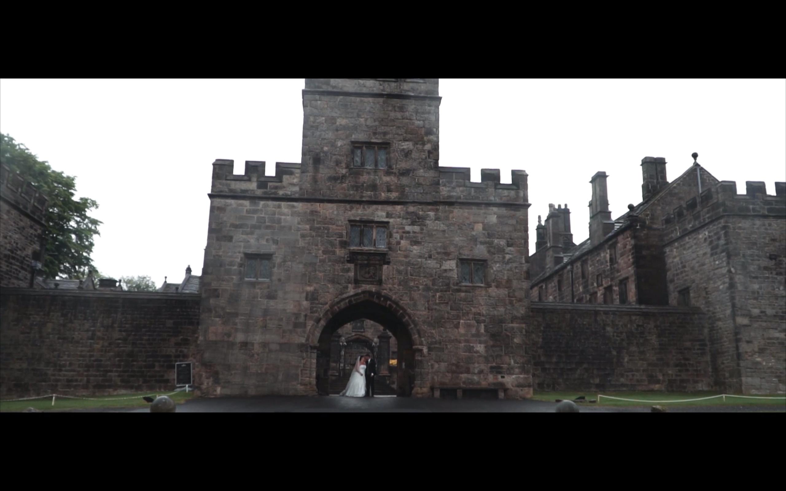 YSD Media Hoghton Tower wedding videographer