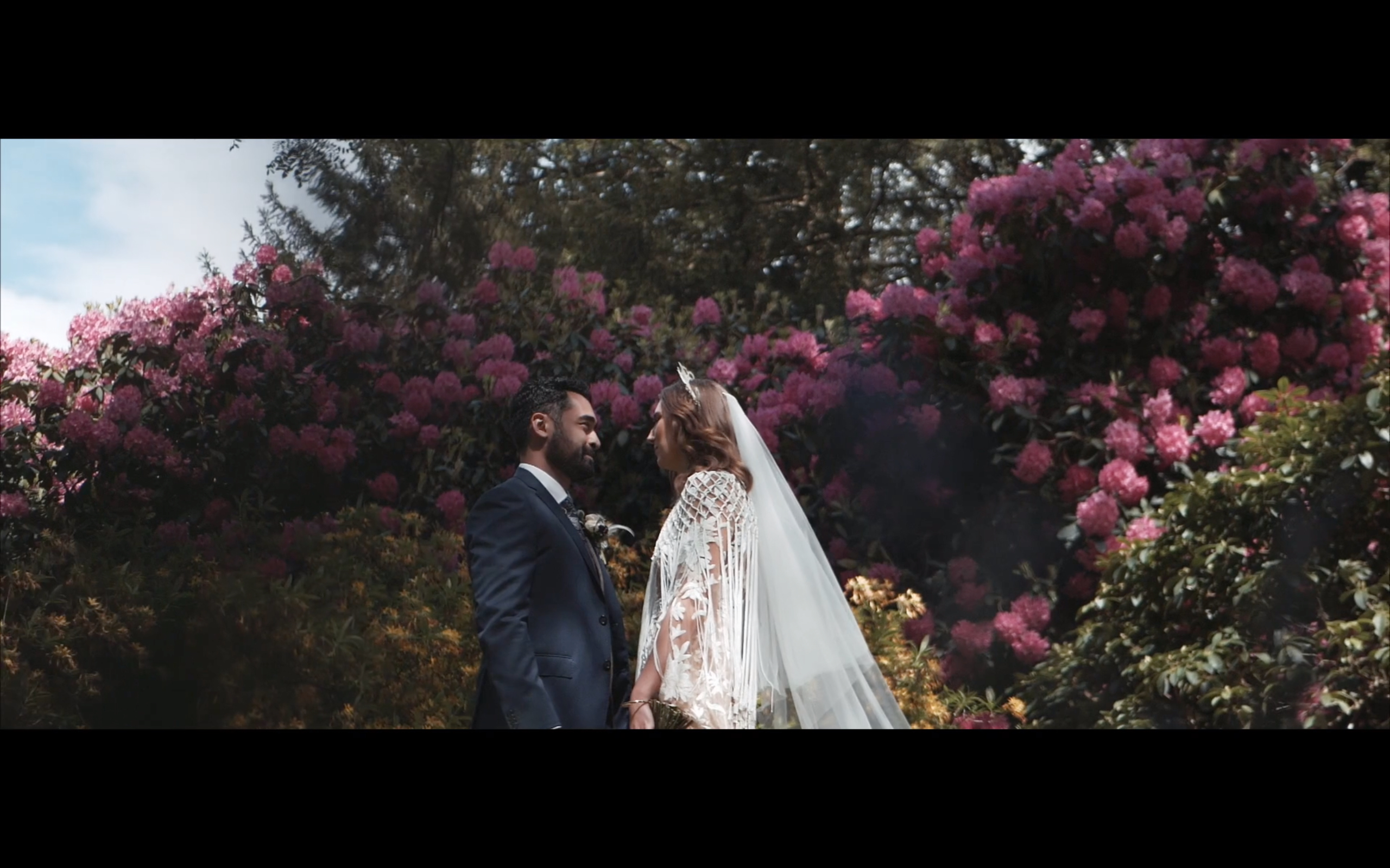 YSD Media Adlington Hall wedding video
