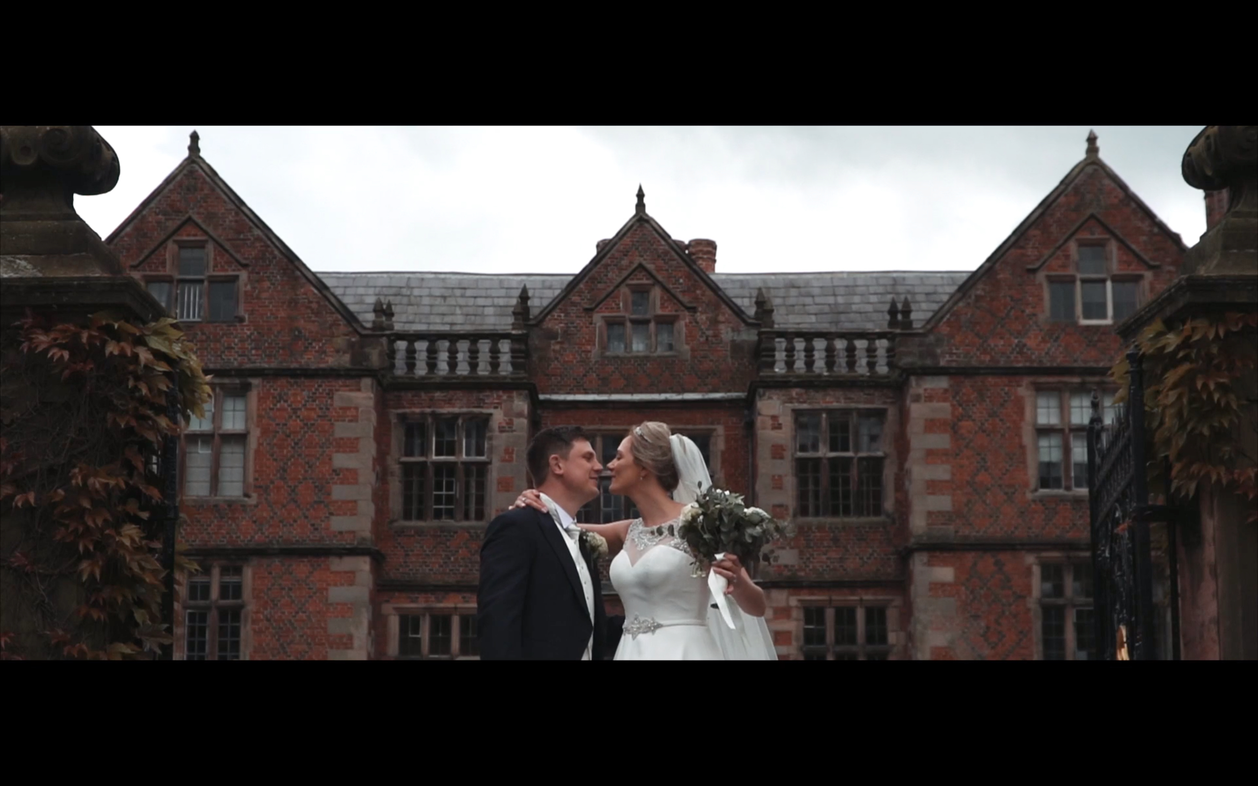 YSD Media Dorfold Hall wedding video